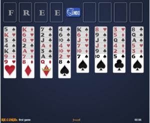 cartablanca.org juegos de solitario de cartas