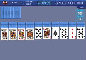 solitariospider.com.ar juegos de cartas