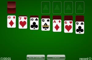 solitario jogos de cartas