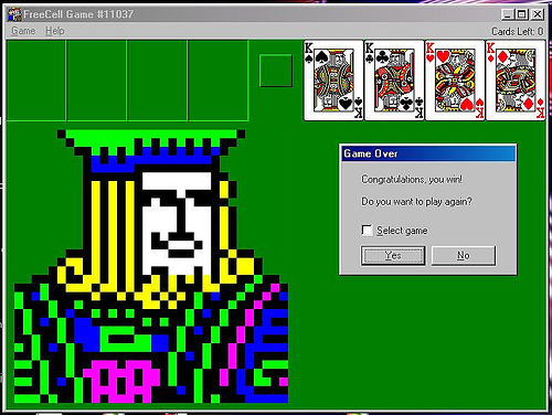 free freecell games no